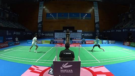 Spain Masters. Semifinales: Lee D. K. - Popov