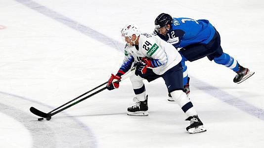 Campeonato del Mundo: Finlandia - EE.UU.