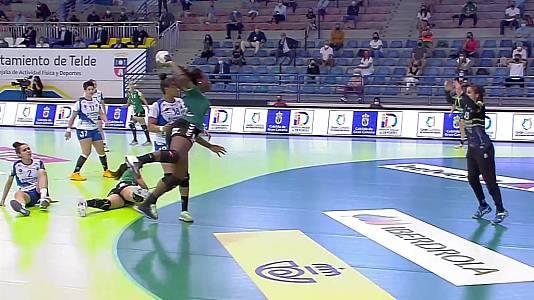 Copa de la Reina. Final: BM. Elche - A. A. Valladolid