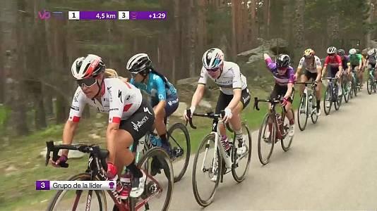 Vuelta ciclista a Burgos Féminas. 4ª etapa