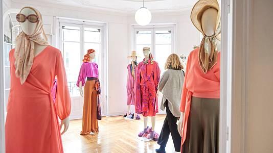 La moda pisa con fuerza la calle en Madrid es Moda