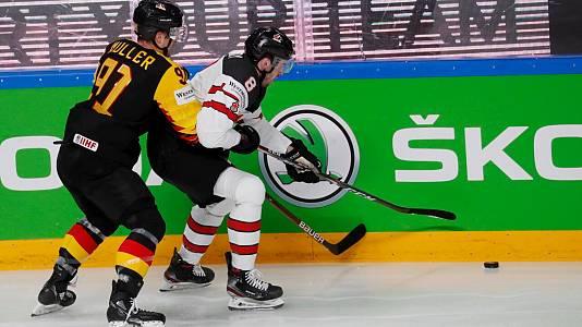 Campeonato del Mundo: Alemania - Canadá