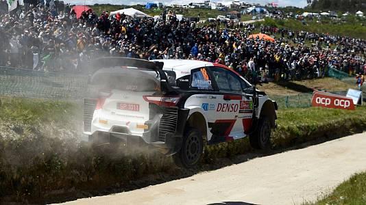 Campeonato del Mundo. Resumen Rally de Portugal