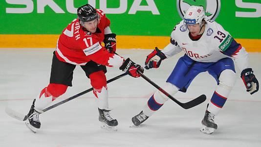 Campeonato del Mundo: Canadá - Noruega