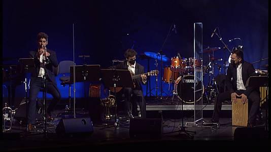 Monumental Jazz Project. Christian Ibáñez, trompeta