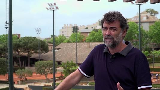 Plata en tenis individual en Barcelona 92 y Atlanta 96