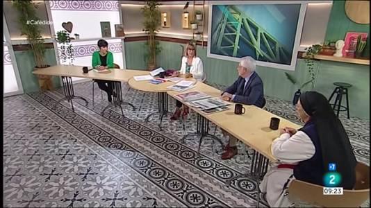 Cafè d'idees - Ignacio Garriga, Sor Lucía Caram i sentència 17-A