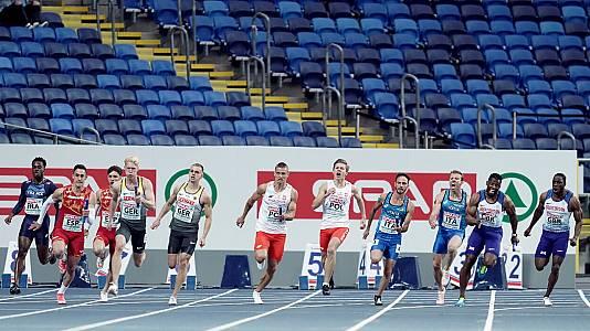 Campeonato de Europa de Naciones. 4x100m W y M