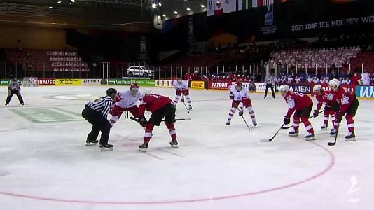 Campeonato del Mundo: Suiza - Rusia