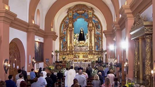 Santuario Ntra. Sra. de los Dolores de Chandevila