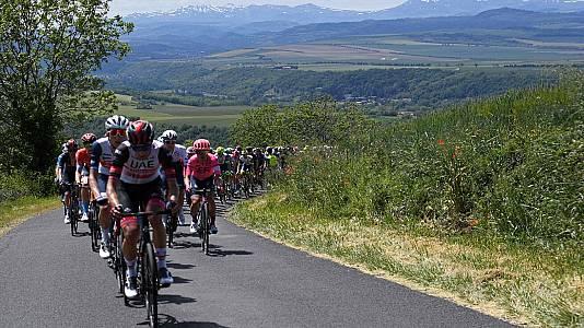 Criterium du Dauphiné. 1ª etapa: Issoire - Issoire