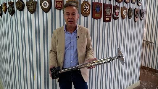 Luis Doreste, oro en Los Ángeles 84 y Barcelona 92