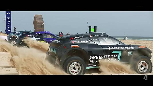 Extreme E 'Ocean X-Prix'. Carrera Final
