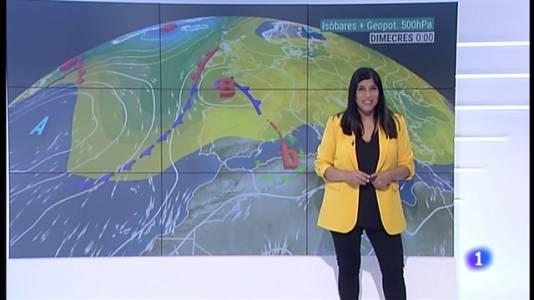 L'estiu meteorològic arrenca amb risc de tempestes fortes
