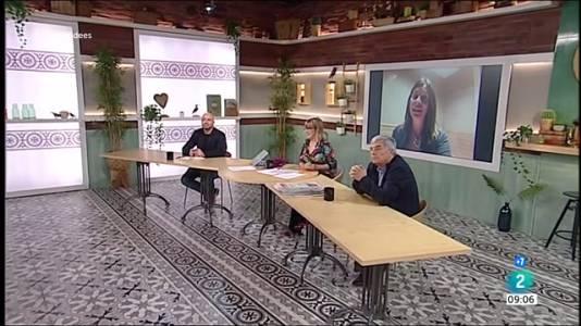 Pau Juvillà, portaveu del Govern i 'Mare de sucre'