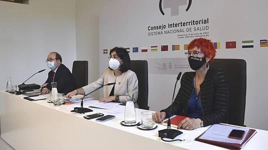 Coronavirus. Consejo Interterritorial de Salud - 02/06/21