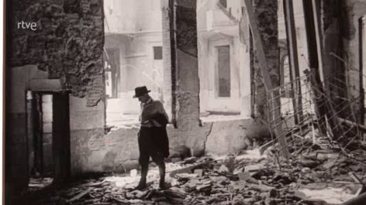 Antoni Campañà-La guerra infinita