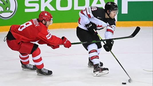 Campeonato mundo masculino 1/4 Final: Rusia - Canadá