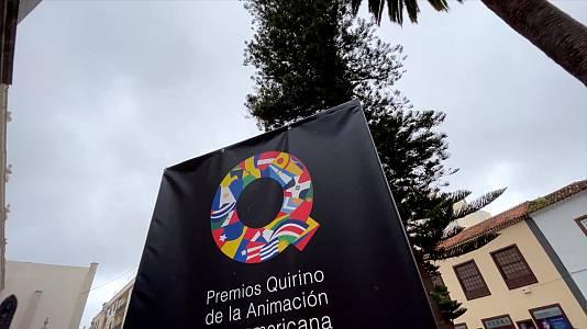 Premios Quirino, Roberto y Mr. Factory en la Champions