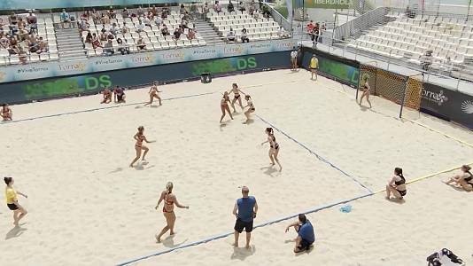Balonmano Playa - Copa de Europa de Clubes. Fase preliminar (2)