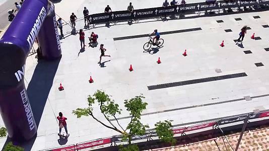 Clasificatorio Campeonato de España de Triatlón LD