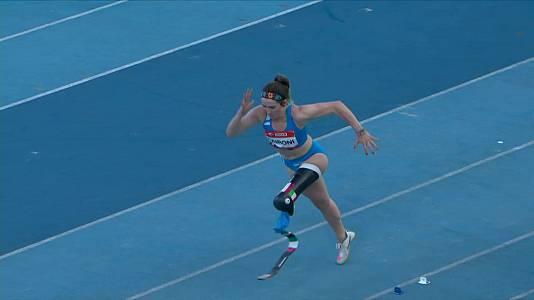 Campeonato de Europa paralímpico. Resumen 04/06/21
