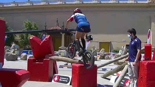 Trofeo internacional Ciudad de Barcelona de trial en bici