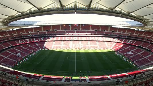 Amistoso Selección absoluta. Previo: España - Portugal