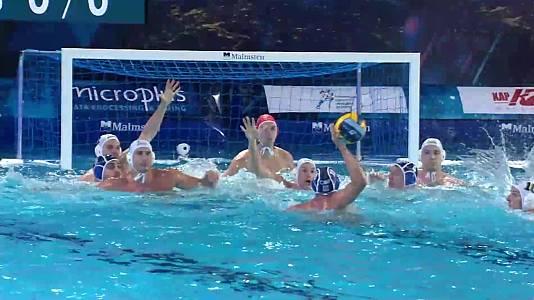 Liga europea masculina. Final Eight 2ª Semifinal