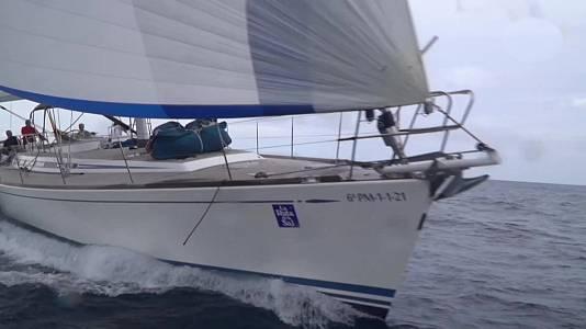 Ruta de la sal y Campeonato insular Canarias Optimist