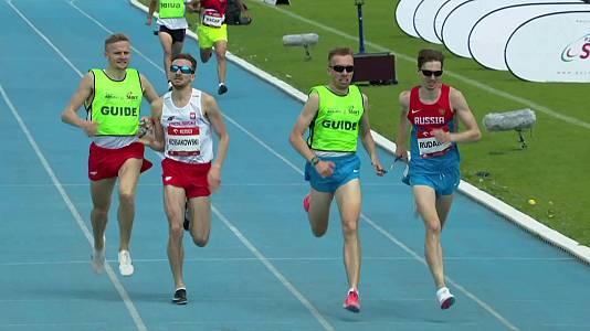 Campeonato de Europa paralímpico. Resumen 05/06/21