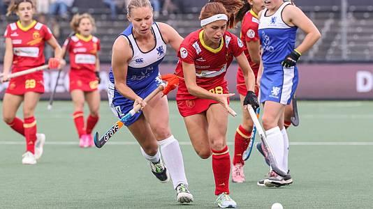 Campeonato de Europa femenino: España - Escocia