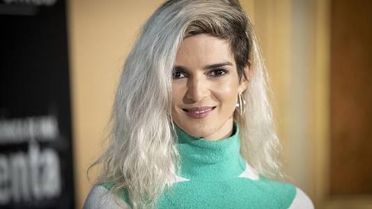 Clara Lago se apunta la moda UpCycling y del reciclaje