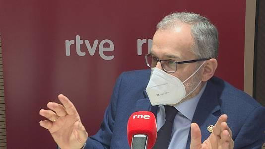 El rector de la UC señala que España debe convertirse en una potencia investigadora