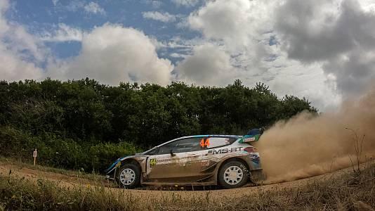 Resumen Rally de Italia