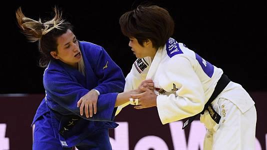 Campeonato del Mundo: -52 kg.femenino y -66 kg.masculino
