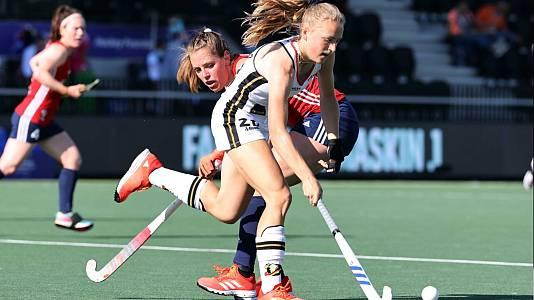 Campeonato de Europa femenino: Inglaterra - Alemania
