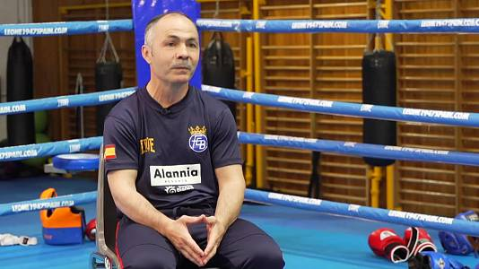 Boxeo. Rafa Lozano y Enrique Rodríguez Cal