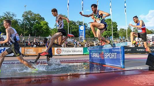 "IAAF Continental Tour ""Paavo Nurmi Games""."