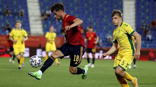 Amistoso Selección absoluta: España - Lituania