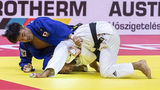 Campeonato del Mundo: -57 kg.femenino y -73 kg.masculino