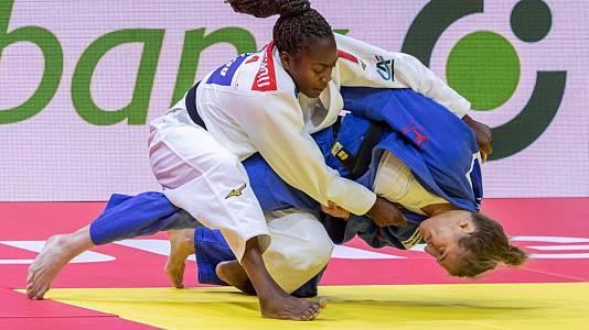Campeonato del Mundo: -63 kg.femenino y -81 kg.masc.