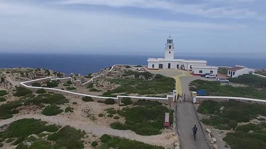 Bike Man descubriendo Menorca - Programa 2