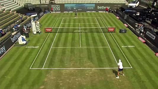 ATP 250 Torneo Stuttgart: D.Stricker - H.Hurkacz