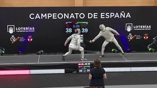 Esgrima - Campeonato de España
