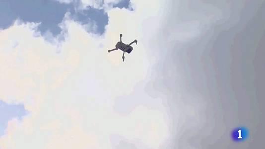 La nueva policía aérea de la Guardia Civil creada para vigilar a los drones