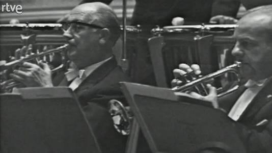 Sinfonía sevillana de Turina (1975, Orquesta Nacional)