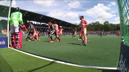 Campeonato de Europa masculino final: Alemania - Holanda