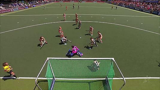 Campeonato de Europa femenino. Final Países Bajos - Alemania