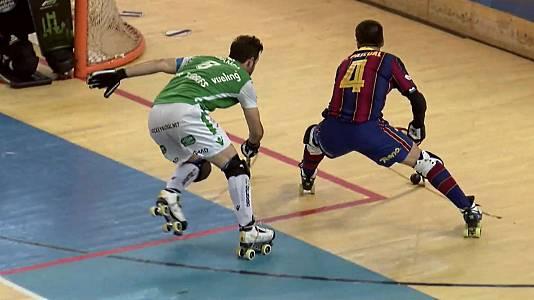 Copa del Rey. Final: Deportivo Liceo . Barça
